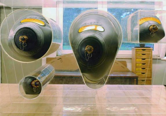 توپی انسداد دوکی شکل - تست صنعت