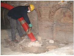 دستگاه مکنده حفاری(وکیوم لودر) - تست صنعت