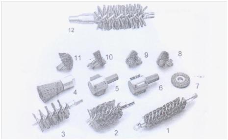 تجهیزات رسوب زدایی مکانیکی - تست صنعت